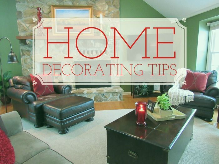 Four Home Decorating Tips From Debbie Correale Of Redesign Right, LLC. To  Help You