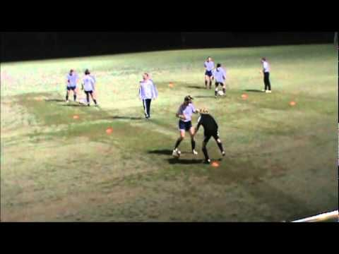 ▷ Wingate University Women s Soccer Passing Warm-Up - YouTube ... 881b91137a