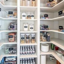43 + The Basics of Pantry Shelving Ideas Small Walk in That You Can Benefit From Starting Today - coloradorockiescp.com
