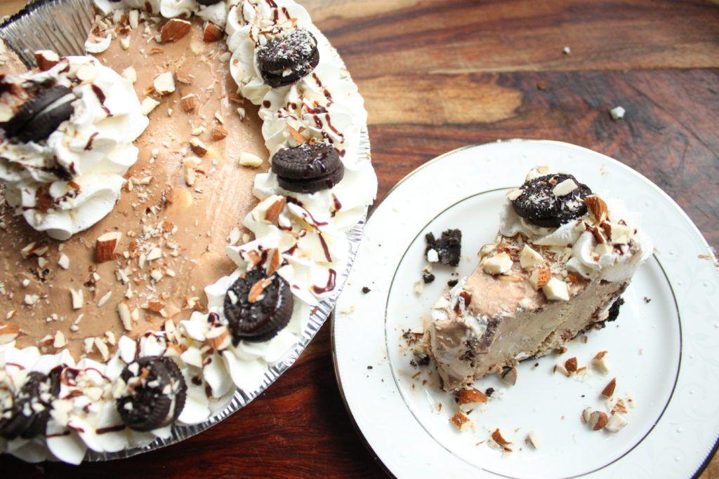 Baskin robbins jamoca almond fudge ice cream pie recipe