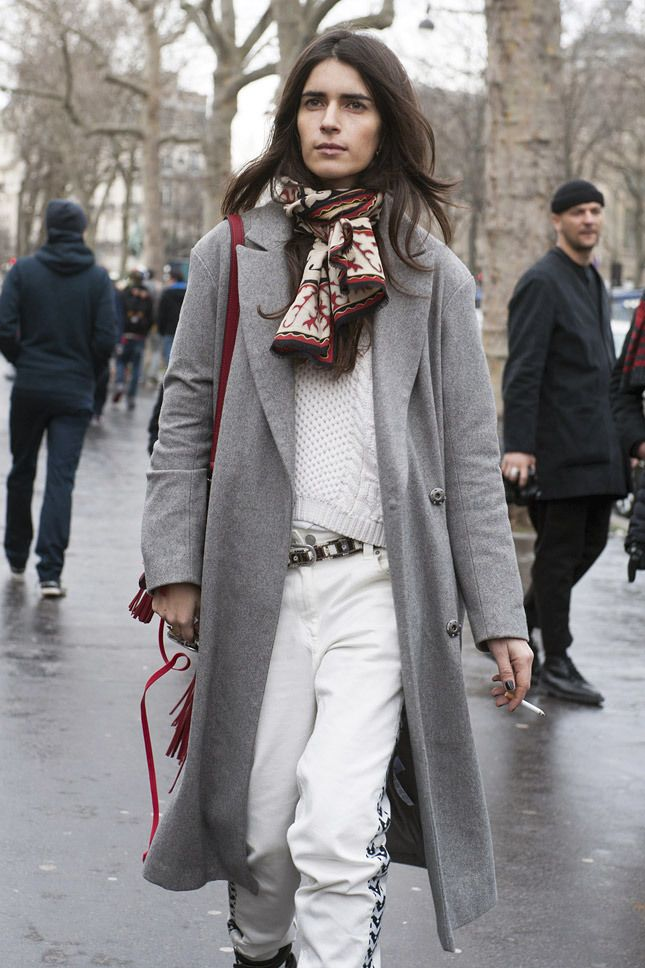 Fashion Paris WinterWinter Street StylesFrench