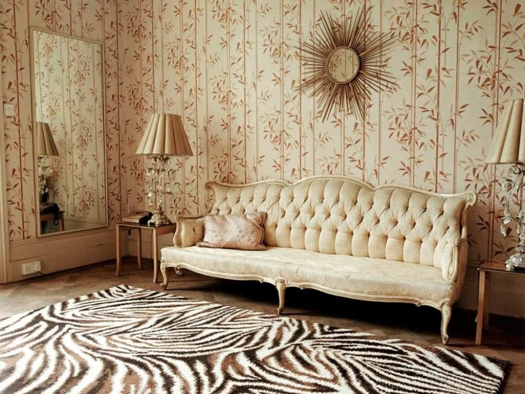 Animal Prints Are The Newest Hype Amongst Contemporary And Modern Decors Print Rugmodern