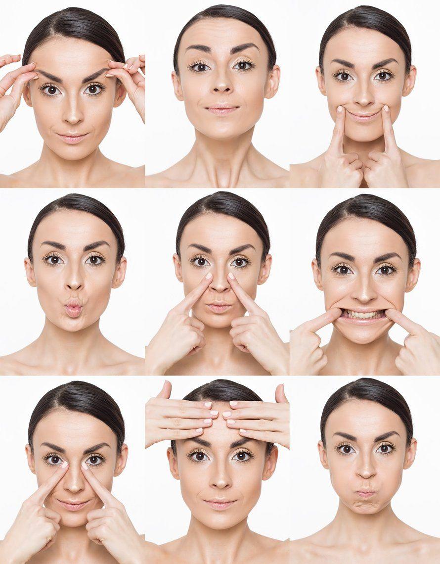 4 yogaoefeningen voor een jonger gezicht Nouveau in