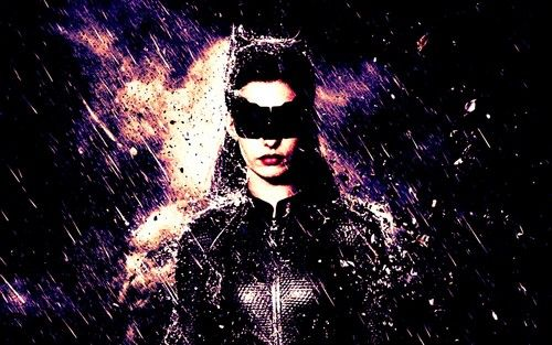 The Dark Knight Rises Wallpaper: Catwoman