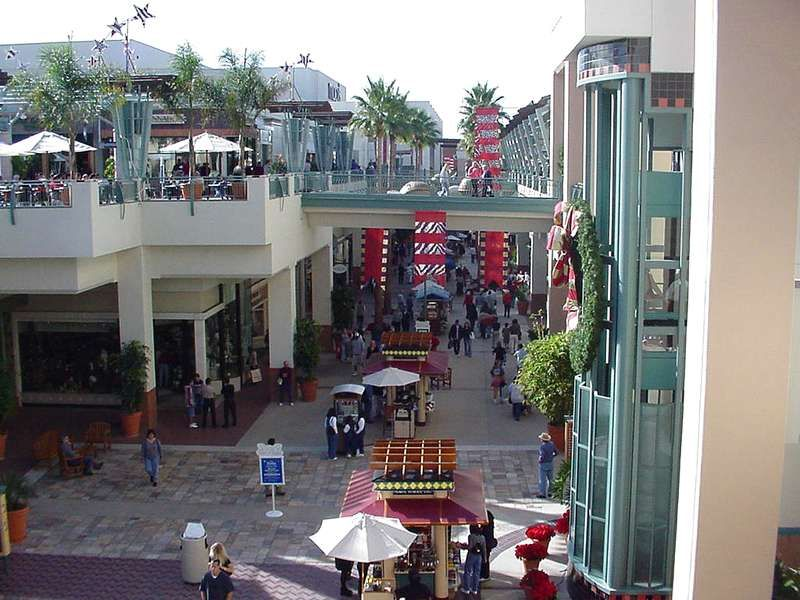 We love the Fashion Valley Mall! Work up an appetite and ...
