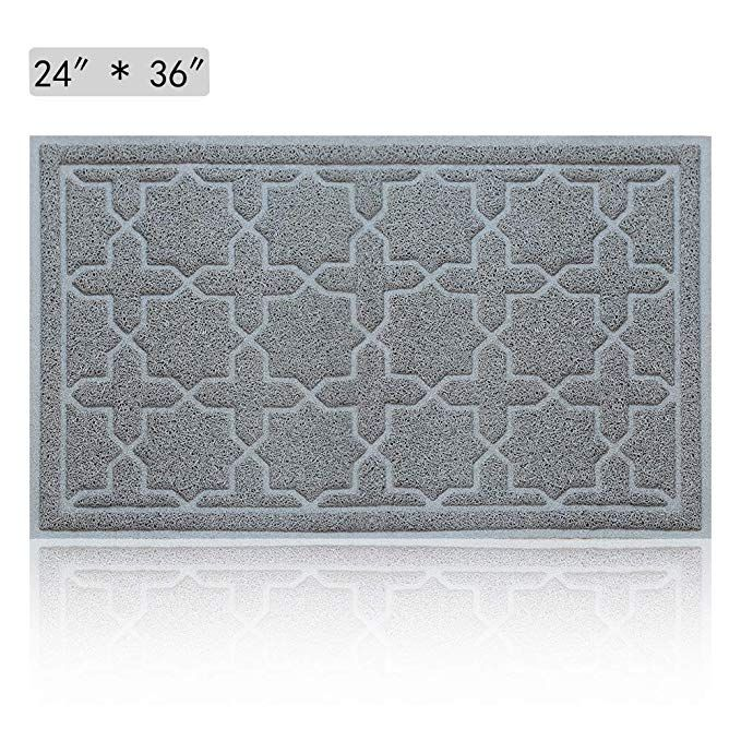 Large Outdoor Indoor Rubber Doormat Magic Outside Front