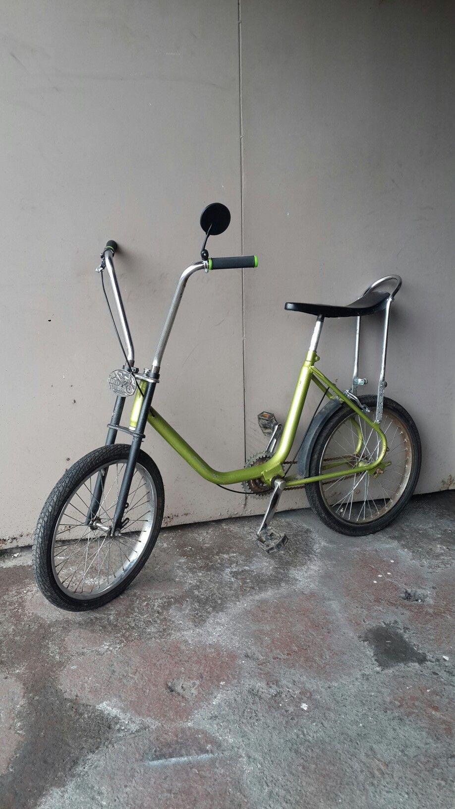 Cara Menggambar Sepeda : menggambar, sepeda, Chopper, Style, Bike,, Motoretta, Frame., Sepeda,, Menggambar