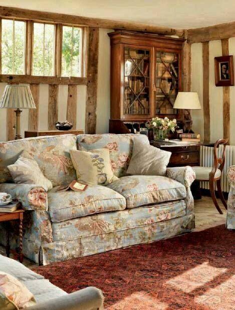 engelse cottage interieurs engels cottage stijl engels
