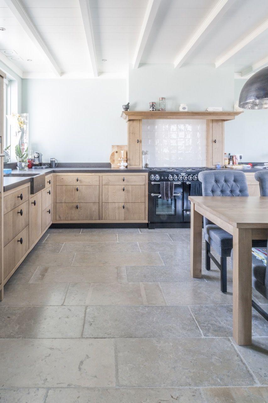 Steinboden Küche kersbergen natuursteen vloeren oude bouwmaterialen mutfaklar