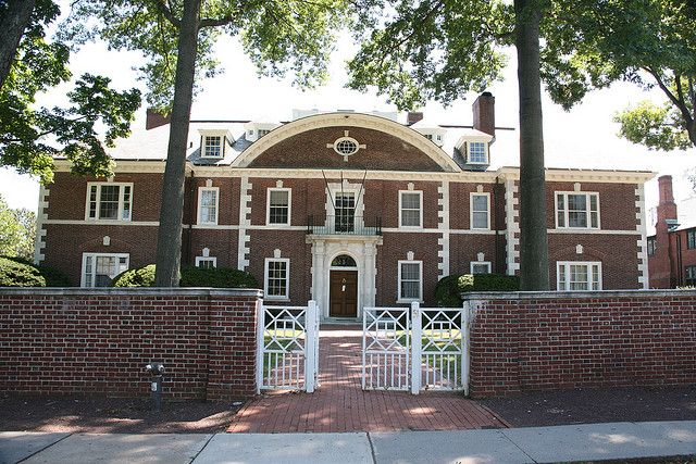 University Cottage Club at Princeton University | colleges