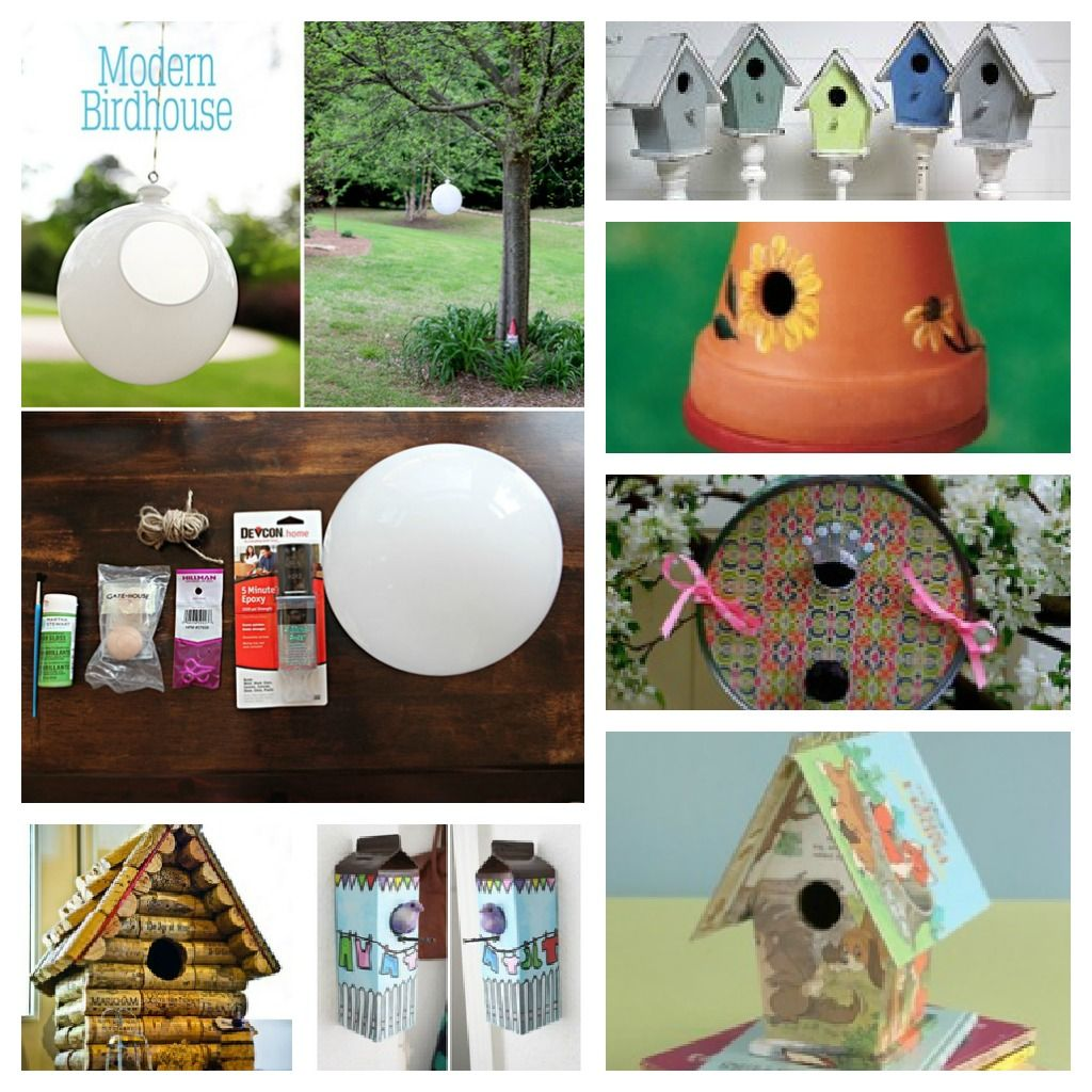 Easy diy craft ideas diy birdhouse ideas projects to try easy diy craft ideas diy birdhouse ideas solutioingenieria Images
