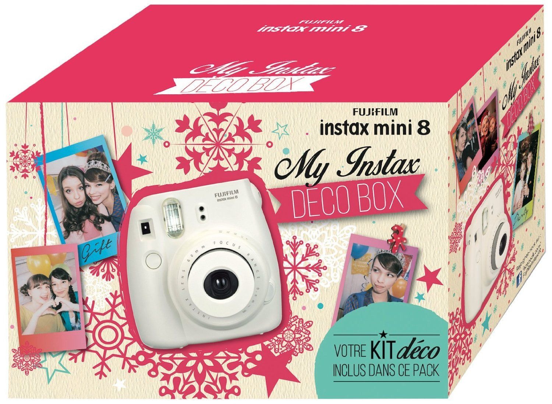 fujifilm instax mini 8 set appareil photo num rique r flex blanc w i s h l i s t