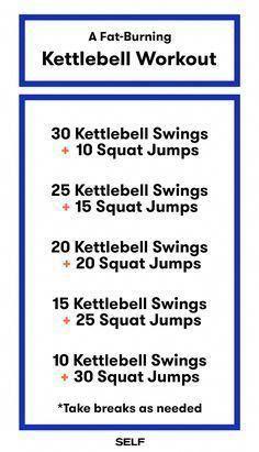 Photo of Dieses Kettlebell Workout verbrennt Fett mit nur 2 Zügen
