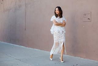 Fashion + Serendipity: StyleInspiration - A Laced (Wedding) Season