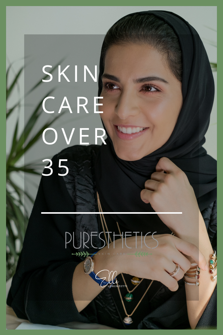 Skin Care Over 35 Puresthetics Acne Free Skin Skin Care Healthy Aging