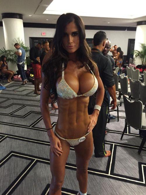 Muscle Sexiness Absandtitties Nicola Begaltsis Nessa Devil