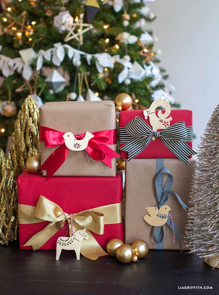 картинки подарков к рождеству своими руками объявления