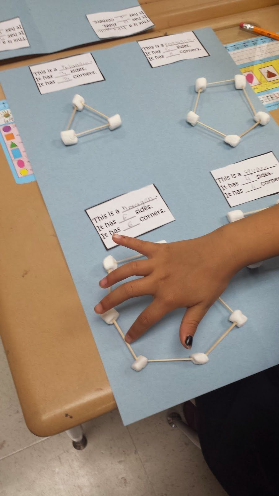Flying into First Grade: MLK, Jr. Giveaway, Shapes Freebie, and ...