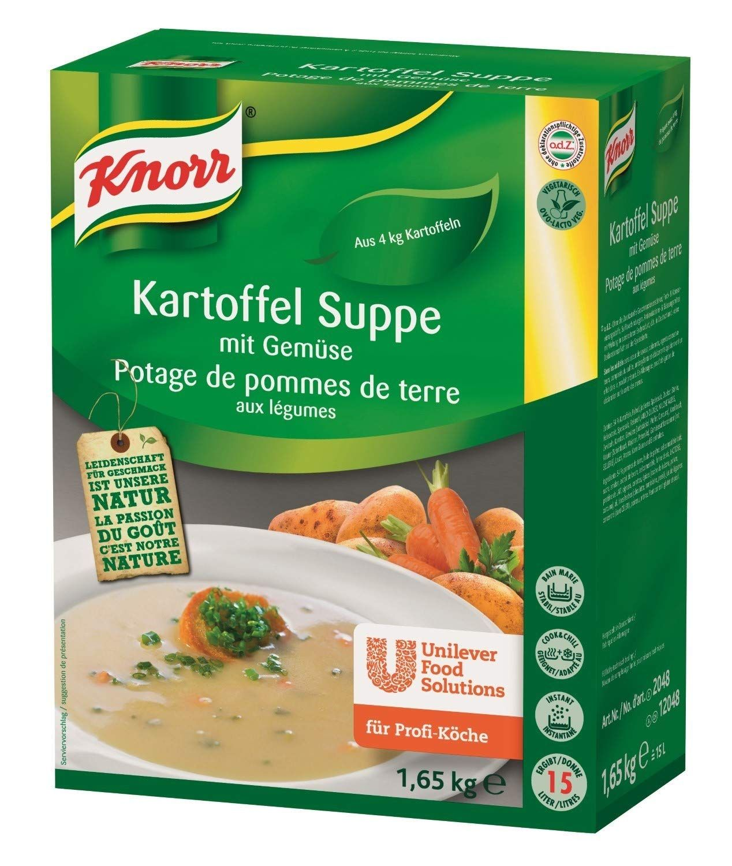 Knorr Kartoffelsuppe