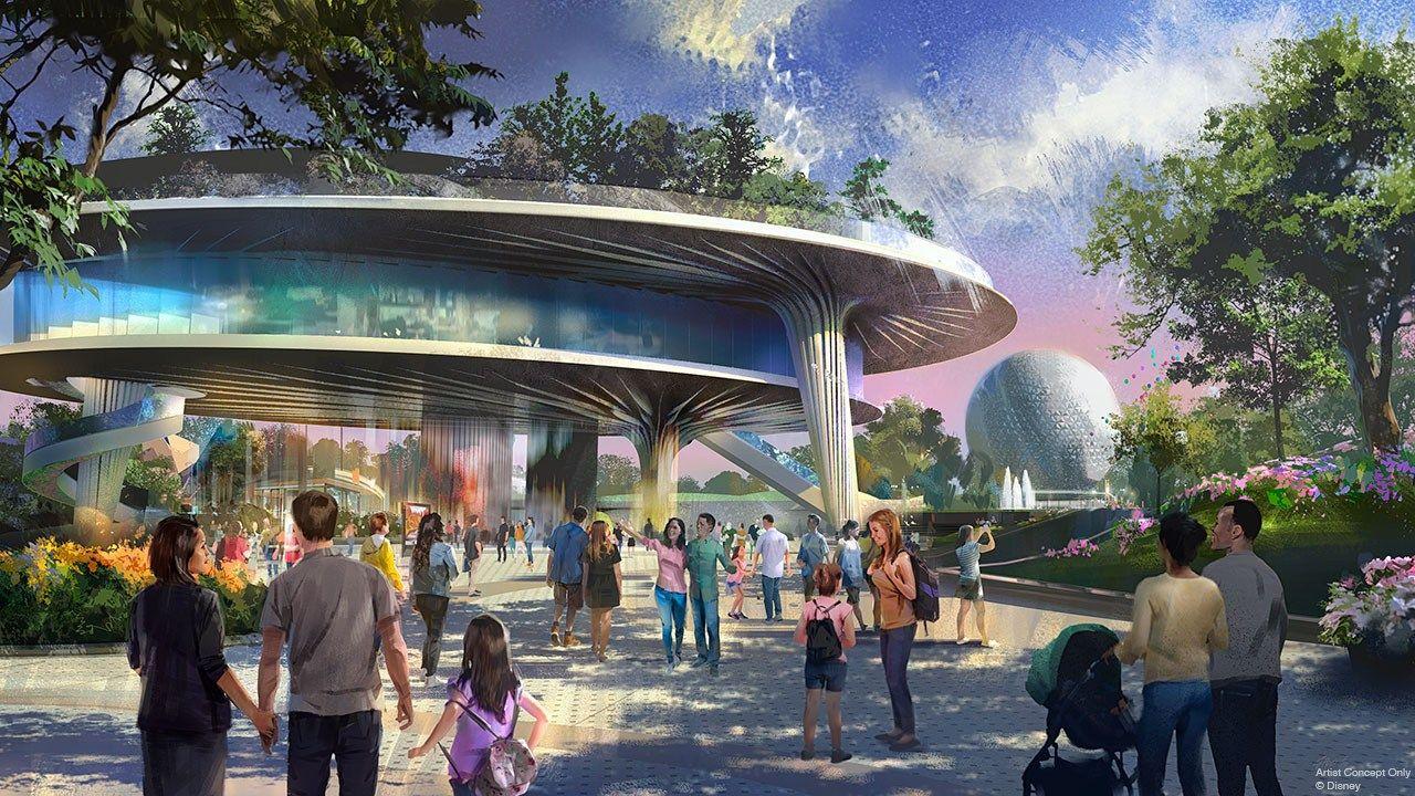 Epcot S Future World Being Replaced By 3 New Neighborhoods Disney Tourist Blog Epcot Disney World Resorts