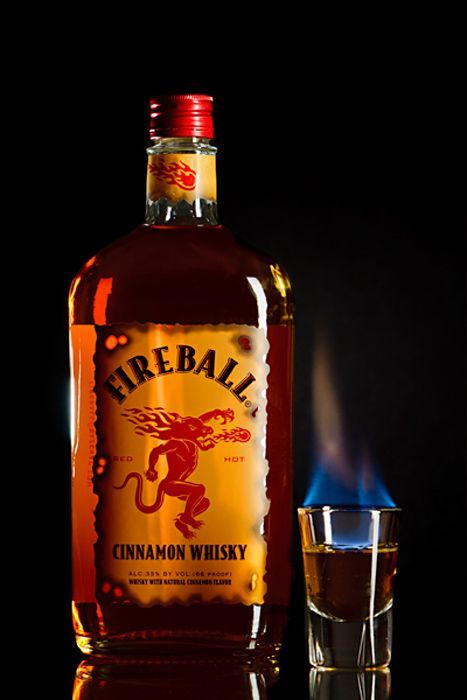 Apple Cider Jello Shots With Fireball Whisky Just In Time For