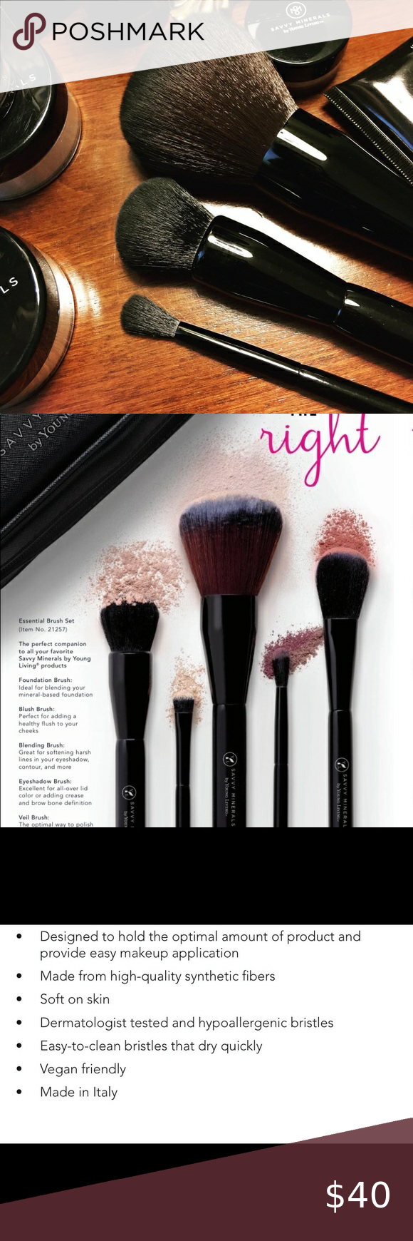 HIGHEST QUALITY MAKEUP BRUSHES NEW AND SEALED in 2020
