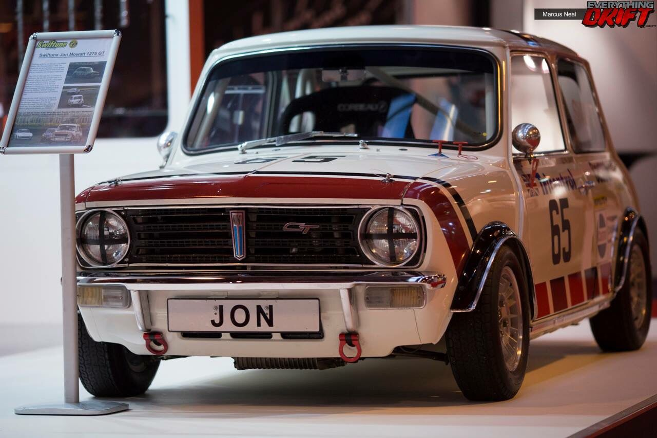 Mini Clubman 1275 GT #Swiftune