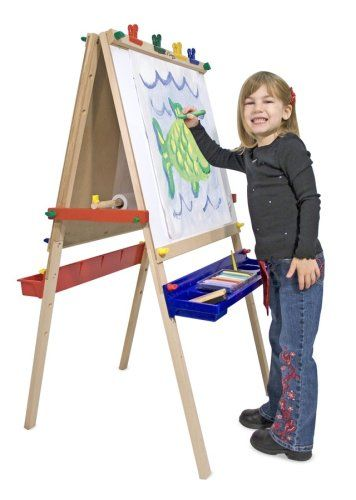we love the melissa doug easel 4 year old girls gifts