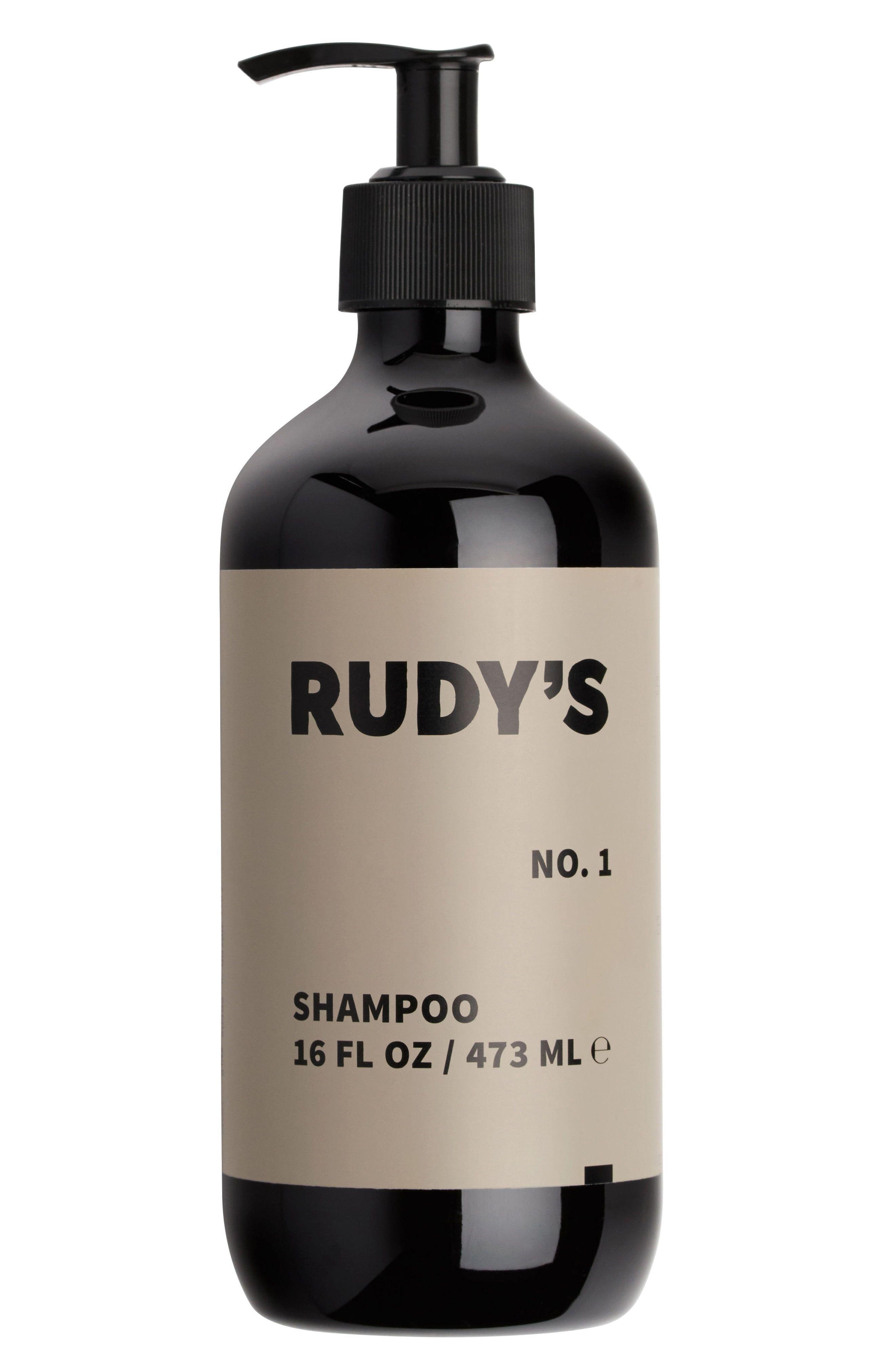 Rudy's No. 1 Shampoo Body wash, Body bars