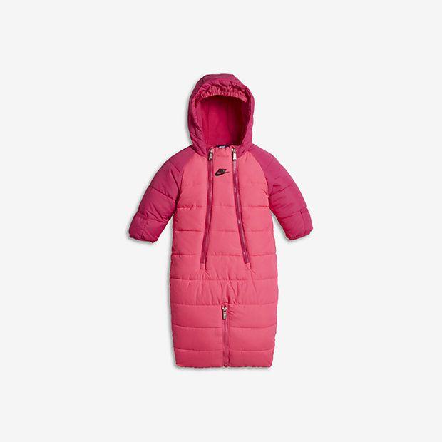 5843b0124 Nike Sportswear Convertible Infant Toddler Snowsuit