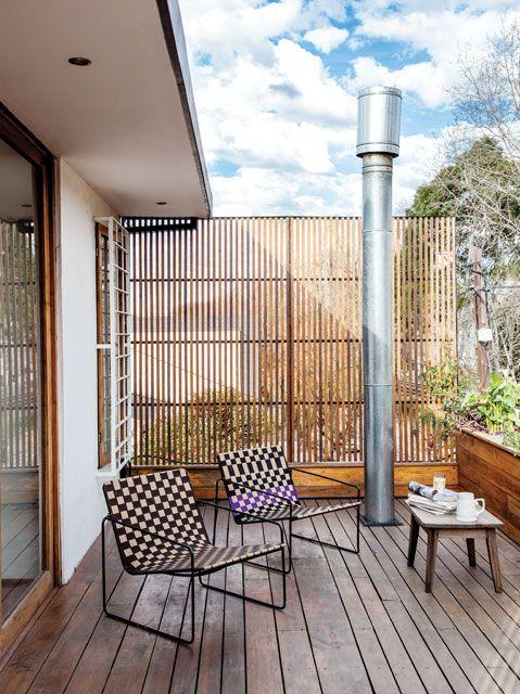 Ideas para darle vida tu patio o balc n reposeras for Reposeras para terrazas
