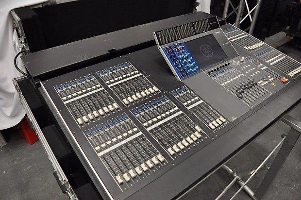 Yamaha M7CL V1 Digital Mixer Drivers for PC