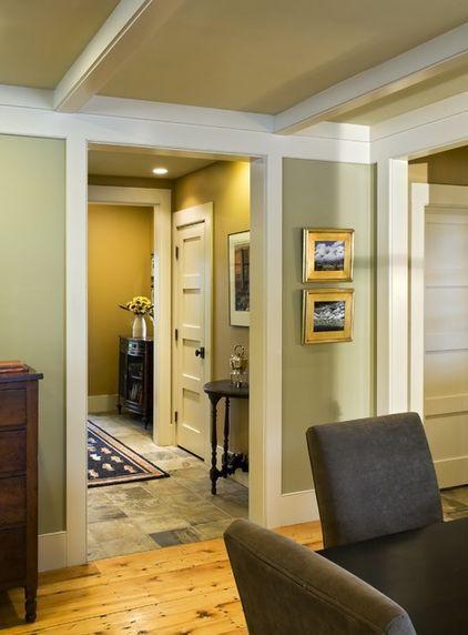 OMG that trim! Nothing ornate. | Paint colors | Pinterest | Ceilings ...