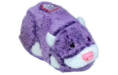 Zhu Zhu Pets Wild Bunch Hamster Toy Special Collector 4