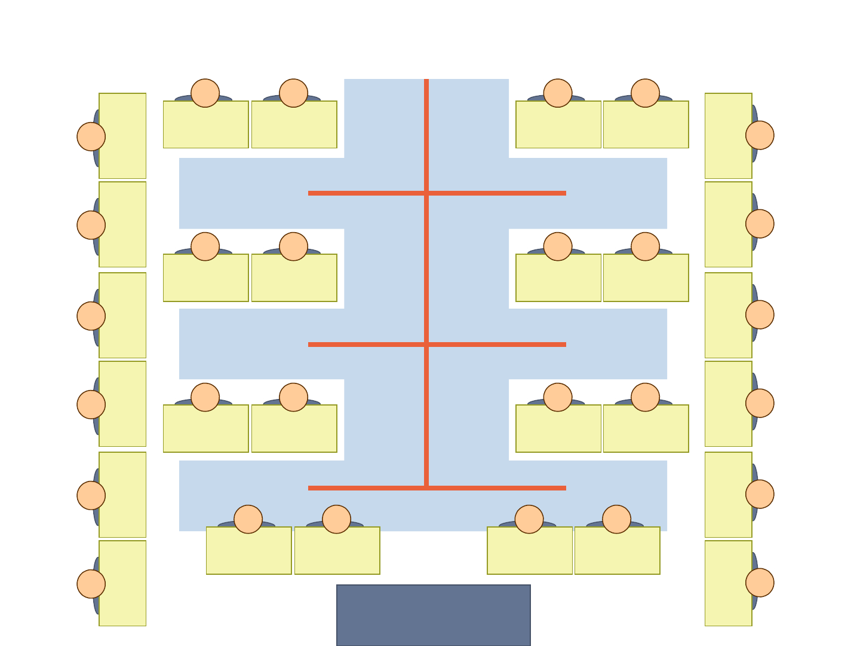 Classroom Seating Charts 6 Layouts Behavior Chart Pinterest