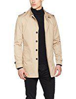 Jack Jones Premium Coat For Men Herren Mantel Trenchcoats Trenchcoat Manner