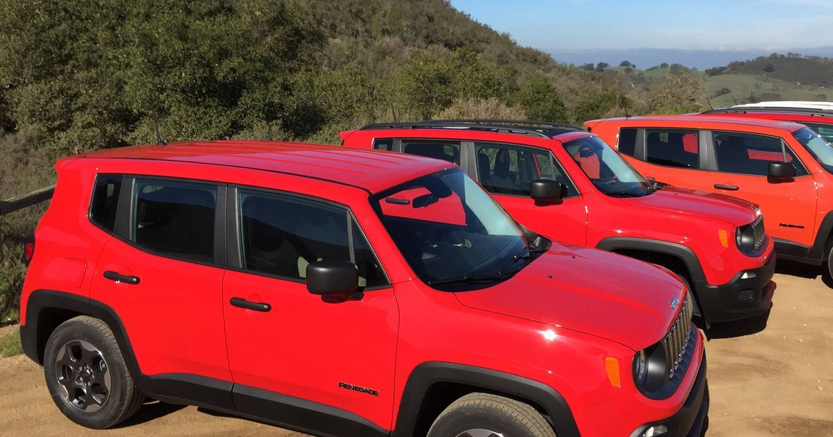 Jeep Renegade Certified By Epa At 25 M P G Jeep Jeep Renegade Offroad