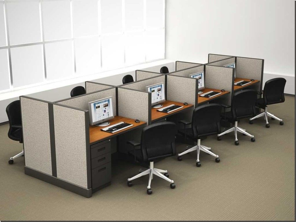 Office Cubicle Design, Desk Partitions, Used Office Furniture, Modular  Furniture, Office Plan
