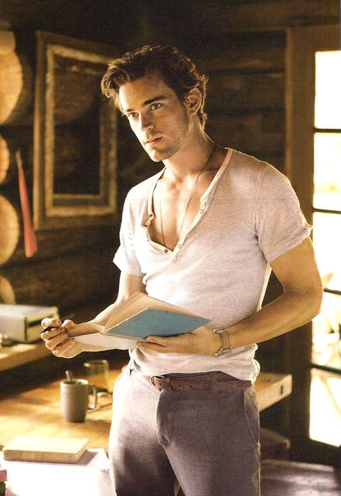 Matt Bomer..... sexy sass ball
