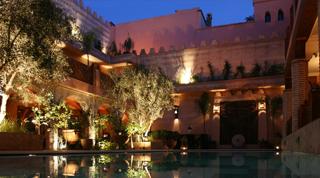 La Maison Del Arabe, Marrakech, Morocco