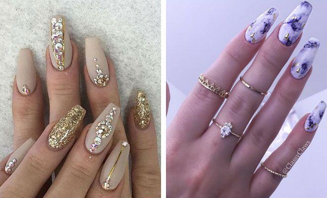 @lindalinduh | Ballerina nails, Trendy nails, Coffin nails