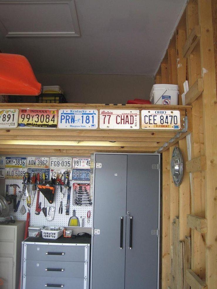 Mezzanine Idea With Storage Under Rv Garage, Garage Remodel, Garage House,  Man Cave