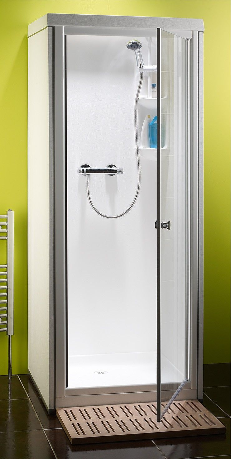 kubex-kingston-785-705mm-pivot-shower-pod.jpg (741×1473) | Work ...