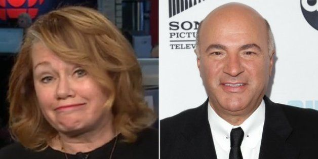 Fellow 'Dragon' Isn't Exactly Supporting Kevin O'Leary's Tory Run