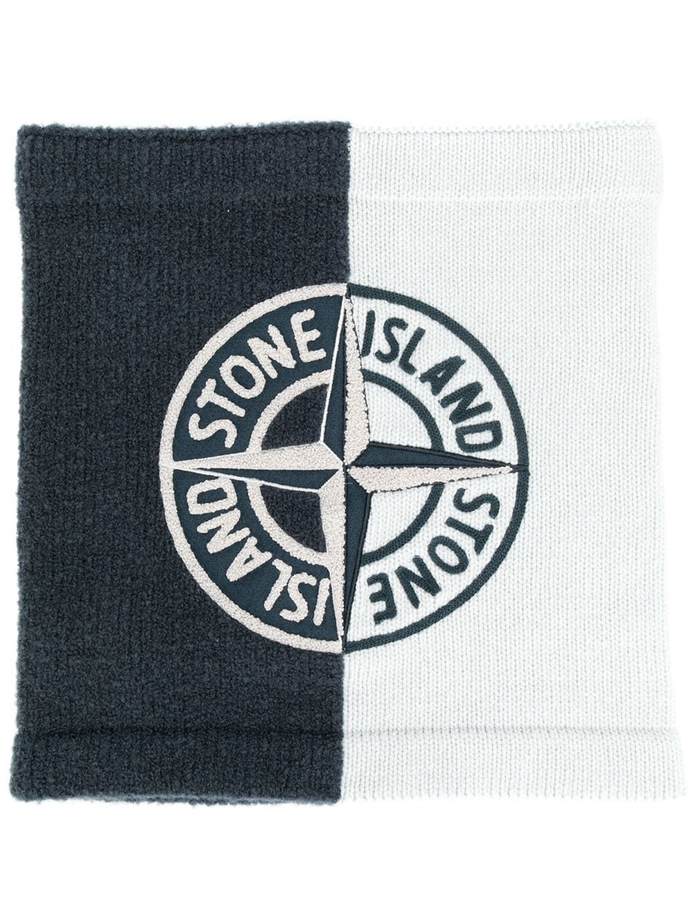 Photo of Stone Island Logo Strickschal