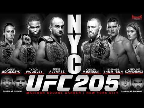 Watch The Ufc 205 Live Stream From New York City As The Big Pay Per View Fight On 12 November Featherweight Champion Conor Mcgrego Ufc News Ufc Ufc Fighters