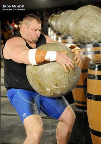 The Strongest Man in the World | Culture Desk | Powerlifting men