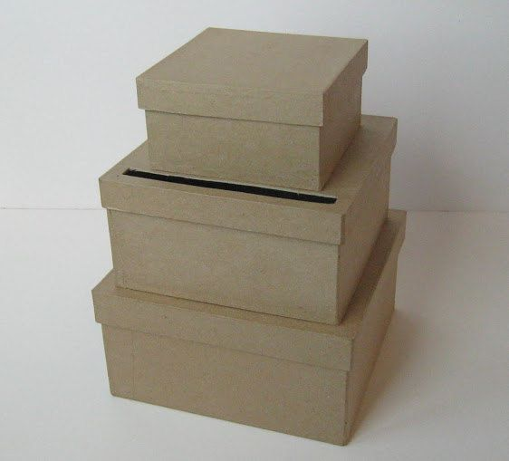 1000 images about Gift card box holder – Diy Card Box for Wedding