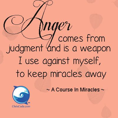 From A Course In Miracles Course In Miracles