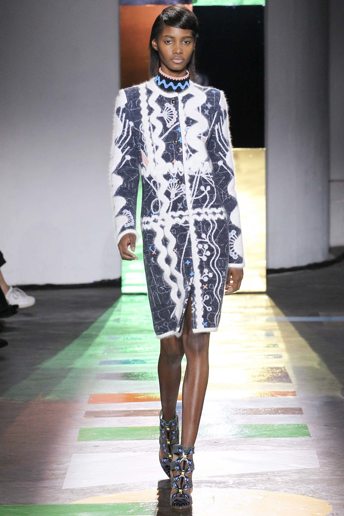 Peter Pilotto Fall 2015 Ready-to-Wear Fashion Show